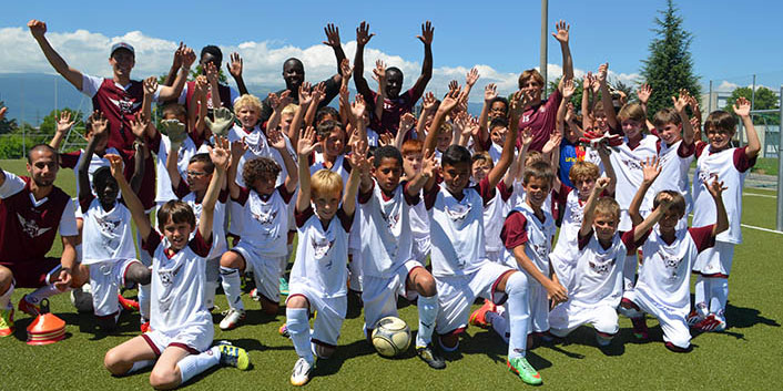 Servette Football Camps